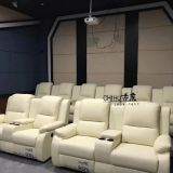 Home theater recliner cinema sofa,power recliner genuine leather recliner sofa for cinema hall
