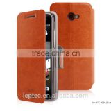 MOFi Case Funda Celular Housing for HTC Butterfly S 9060, Mobile Handset Coque Flip Leather Back Cover for Butterfly S
