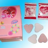 I'm very interested in the message 'HEART SHAPE DEXTROSE CANDY' on the China Supplier