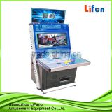 2016 Most popular Street Fighting Game Arcade Video Console 3d boxing game
