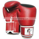 Top quality real leather silver color boxing and training gloves with best rates