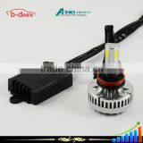 B-deals high power A340 single lamp 40w 3600lm cob chip headlamp h8 h9 h10 car led lighting Headlight