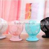 desktop usb battery china rechargeable fan