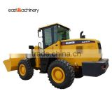 Front end loader, hydraulic 3 ton rock wheel loader with 6BT Cummin-S Engine for Algeria