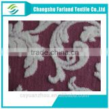 china factory 100% polyester knitted mattress fabric
