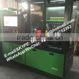 Common rail diesel injector test bench CR825 support vp44 red3 4 eui eup hp0 piezo injector and pump test