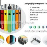 Electronic cigarette,Effier battery,Effier 1300mah battery China Manufacturer