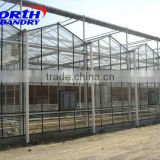 2015 High-end Sun Resistance for Commercial Waterproof Polycarbonate Garden Greenhouse Sunshade with Aluminium Frame