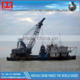 ISO standard 70t High Efficiency Grab Dredger Boat