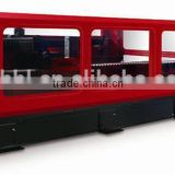 ML series CNC laser cutting machine/Application carbon steel, stainless steel, glass, lumber.