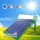 Best Quality Painted / Spray Painting Evacuated Tube Solar Water Heater
