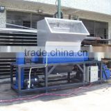 Waste tyre cutting machine waste tyre rubber recycling plant waste tire recycling shredder