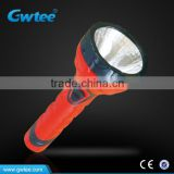 High power led rechargeable Hand Press Flashlight