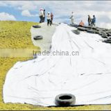 Oxygen barrier silage film for agricultural farm used