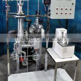 Distiller for hemp---Lab Short Path distillation for DEA-DZL-5G