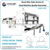 Company Brands Names Tissue Paper Carton Folding and Gluing Machine