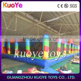 inflatable air playing ground,kids and adults inflatable playgrounds,inflatable park equipment
