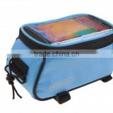 12496 Pouch Mountain Frame Front Top Tube Bag Bicycle Cycling