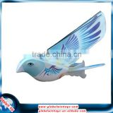 Electric bird toy for kids Remote Control Flapping Wings rc toy animal flying LED Flashing Lights bird