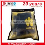 used electronic product Anti-static bag with hanger hole