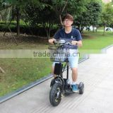 Adult mobility scooter, easy operation electric bike, new one seat easy go three wheel motorcycle