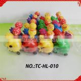 3g bear shape toy with lollipops candy toys