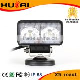 New high lumen 20w c ree led work light, 12v 20w led tractor work light,accessories motorcycle boat SUV 4X4