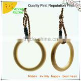 Wood Round Ring Swing for all ages