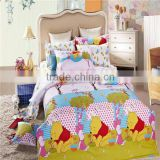 100% cotton Kids cartoon bedding sets
