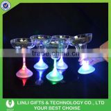 2016 Sexy Change Color Plastic Led Cup With Logo