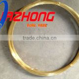 RBCuZn-B BRASS BRAZING ALLOY WIRES MANUFACTURER