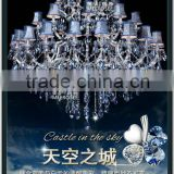 Beauty Style Maria Theresa Chandelier Light Crystal Chandelier Light Fixture Large Hotel Crystal Chandeliers MD3275