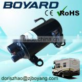 zhejiang boyard r407c r134a roof mounted air-conditioner compressor dc inverter for rv daihatsu terios