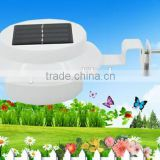 Solar led wall mounted solar led emergency light water tank wall lamp outdoor lighting control solar led garden lawn lamp light