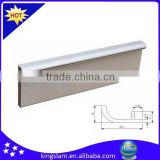 Kitchen cabinet edge aluminium profile (KKP8439)