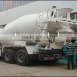 HOWO 10- wheels 336HP cement Concrete Mixer Trucks