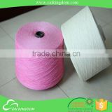 Trade Assurance 70% polyester 30% cotton 20/1 t/c raw white and black and other dyed colors knitting yarns socks yarn