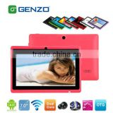 Best Price 7 Inch Android 4.2 Tablet Pc With Front And Back Camera