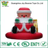 high quality inflatable Christmas,classical Christmas popular sell,inflatable Santa Claus