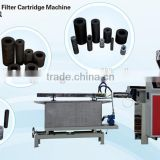 Full-Auto CTO Active Carbon Block Filter Cartridge Machine approved by CE&ISO9001:2008
