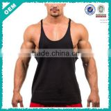Bulk y back stringer fitness gym tank top men (lyh020080)