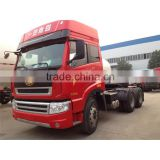 FAW three axels 10 wheels tractor trucks for sale