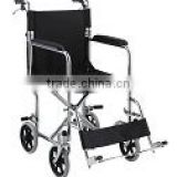 CHEAPEST HANDICAPPED STANDARD WHEELCHAIR, Hospital steel manual wheelchair BS976AJ-43 FOR HOT