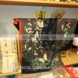Japanese used kimono fabric wholesale with obi & other items mixed distributed in Japan TC-008-101