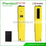 Digital cheapest Pen type ph meter with lcd display for water