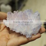 Wholesale nature clear crystal quartz cluster for home decoration