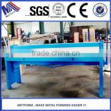 Stainless steel plate, aluminum plate manual angle shearing machine pedal angle cutting machine