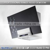 wall-mounted chimney hood with LCD dislay LOH8823-13GR(900mm)                                                                         Quality Choice