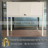 China manufacturer custom carpark storage cabinet , storage box over car bonnet