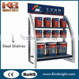 metal ddisplay stand stainless display stand baking display stand metal display stand for aerosol cans